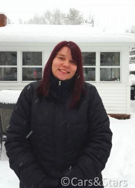 Snow Hair